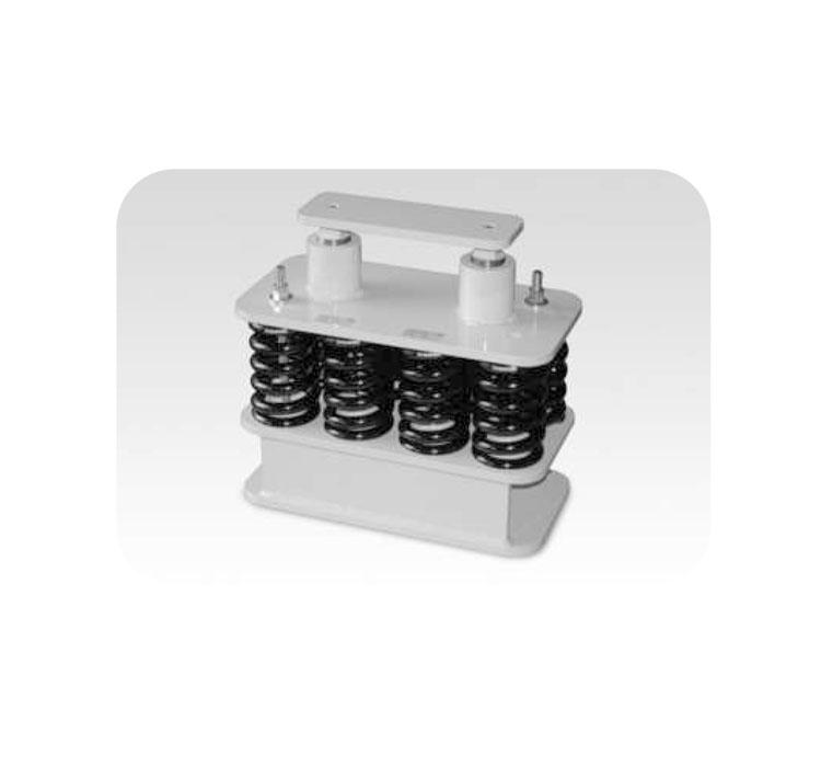 SSI-D 1.8Hz系列钢弹簧